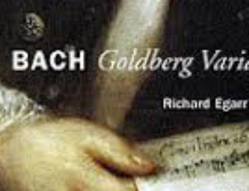 History of Bach's Goldberg Variations Composition
